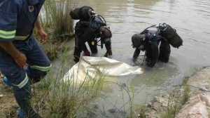 Pastor Drowns While Conducting Baptism At Blood River Village In South Africa (Photos)